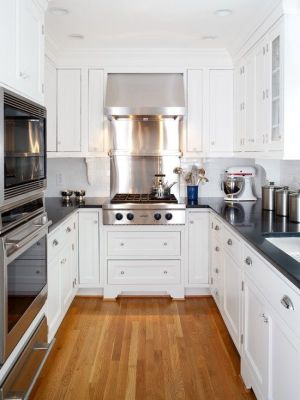 Black and white lusciousness - Galley Kitchen.jpg