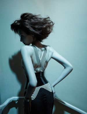 Black and white photos - Thairine Garcia by Zee Nunes for Marie Claire Brazil.jpg