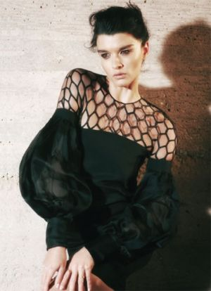 Crystal Renn by Laura Sciacovelli for The Edit April 2013.jpg