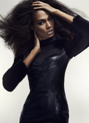 Joan Smalls in Woman of Steel by Barnaby Roper.jpg