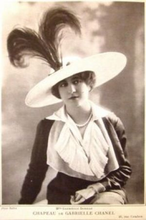 Coco Chanel images - Young Chanel pictures - Coco Gabrielle Chanel.jpg