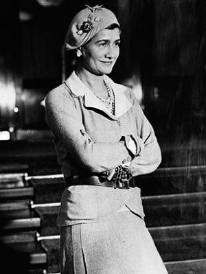 Pictures of Coco Chanel - coco chanel facts - Coco Chanel 1932.jpg