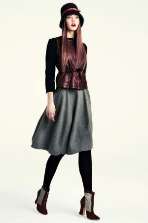 Karlie Kloss for H&M Fall 2011 Lookbook.jpg