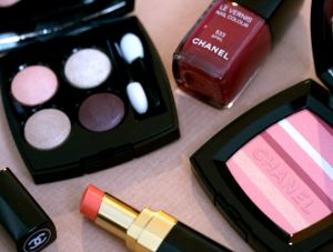glamorous cosmetics including chanel.JPG