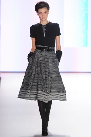 dress like a proper lady - Carolina Herrera Fall RTW 2012 Collection.jpg