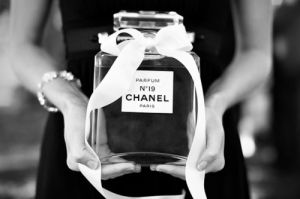 dress like a proper lady - Chanel 19 bottle of perfume.jpg