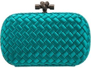 how to act like a proper lady - Bottega Veneta Intrec Knot Clutch.jpg