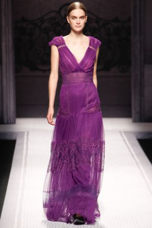 Purple mauve lilac - Alberta Ferretti Fall RTW 2012 Collection.jpg