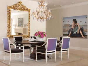 Purple mauve lilac photos - elegance_dining.jpg