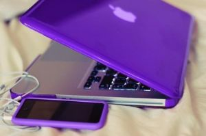 Purple passion - purple laptop ipod.jpg