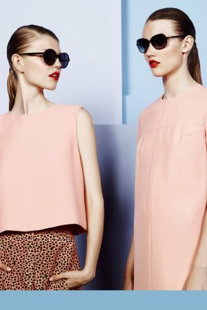 Cacharel Spring 2014 RTW Collection