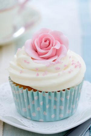 True blue colour photo gallery - Cupcake