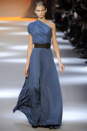Giambattista Valli blue evening dress on the runway.jpg
