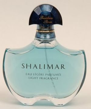 True blue colour photo gallery - Shalimar blue perfume bottle.jpg