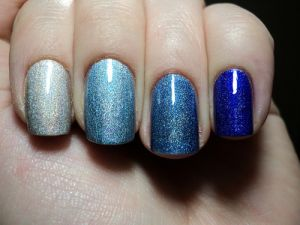 True blue colour photo gallery - blue glittery nailpolish.jpg