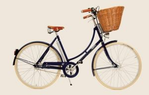 True blue colour photo gallery - blue vintage bike with basket.jpg