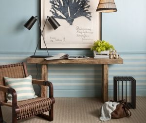 houseandhome.com Wallpapered Rooms - blue stripes.jpg