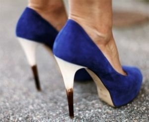 True blue colour photo gallery - interesting blue heels.jpg