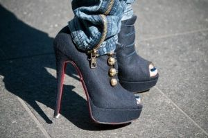 True blue colour photo gallery - christian louboutin boot heels.jpg