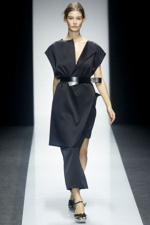 Gianfranco Ferre Spring 2014 RTW Collection