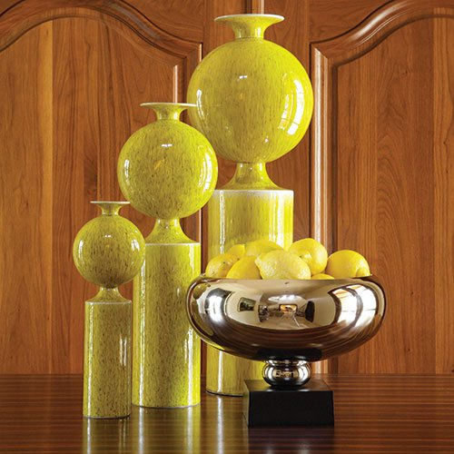 A colourful life mellow yellow for Yellow home decorations