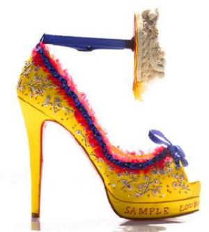 Cheery yellow - Christian Louboutin - Marie Antoinette shoes.jpg