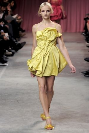 Cheery yellow - Ginta Lapina yellow dress.jpg