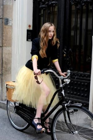 Cheery yellow - Girl on bike with yellow tutu.jpg