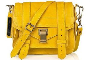 Cheery yellow - Yellow bag satchel.JPG