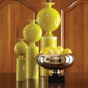 ... Decorating With Yellow   Modern Chic Home Accessories ...