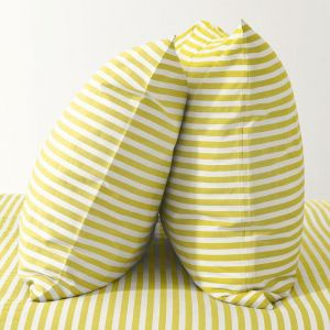 Stripe Sheet Set from West Elm - yellow and white.jpg