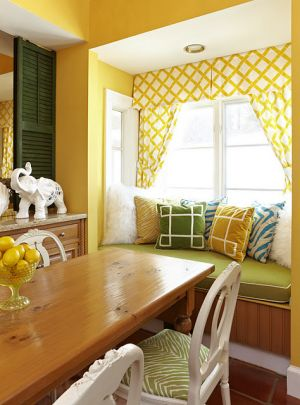 Yellow decor photos - colourful yellow dining areas.jpg