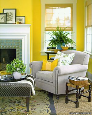 Yellow decor photos - yellow martha stewart sitting room.jpg
