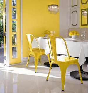 Yellow decor pictures - yellow-kitchen-chairs.png