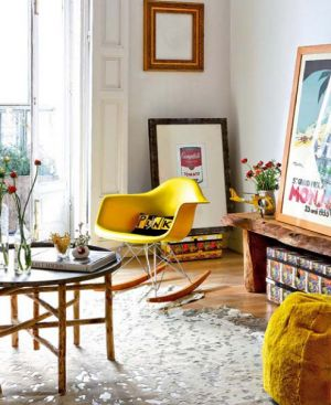 Yellow decorating photos - pure city style_yellow chair.jpg