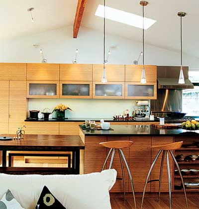Stylish home kitchens part 1 for Earthy kitchen designs