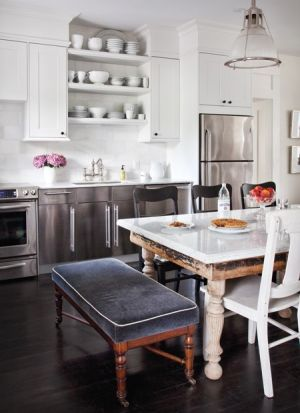 Caledon Kitchen via house and home - Kitchen ideas - myLusciousLife.com