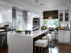 Candice-Olson-White-Kitchen - Kitchen ideas - myLusciousLife.com.jpg