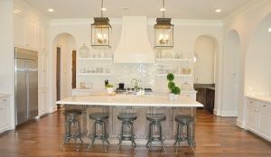 Kitchen photo gallery - myLusciousLife.com - kitchen lantern.jpg