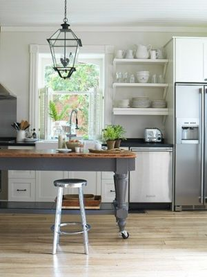 Kitchen pictures - myLusciousLife.com - kitchen lantern.jpg