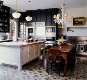 Kristen Buckingham Bohemian Kitchen - Kitchen inspiration - myLusciousLife.com.jpg