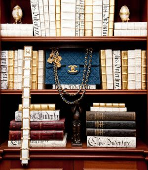 mylusciouslife.com - shelves with books and chanel bag.jpg