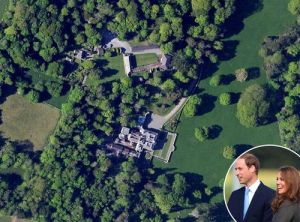 The estate of Lord and Lady Meyrick at Bodorgan in Wales.jpg