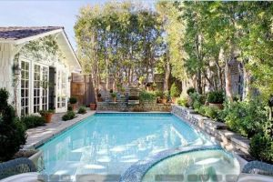 Images of - backyard-pool-Santa-Monica-house-brooke gianetti.jpg