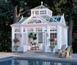 Pictures of pool houses - tanglewood poolside_retreat via myLusciousLife.com.jpg