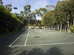 Stylish living design ideas - Tennis court.jpg