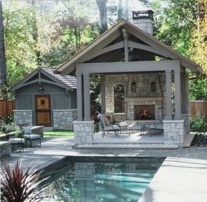 pool house photos - Beach house pool houses and tennis courts.jpg
