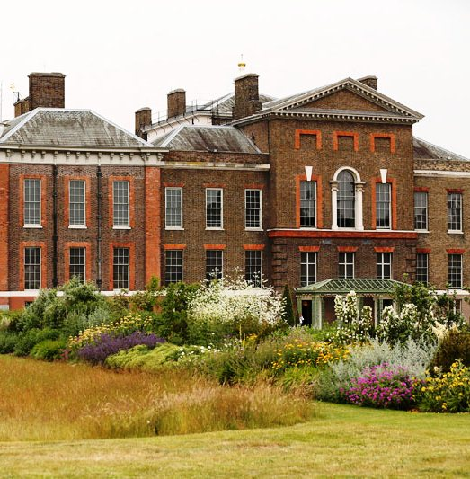 ROYALTY: Kate And William's Kensington Palace Home In