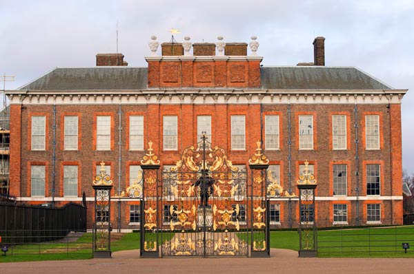 Royalty kate and william s kensington palace home in Kensington palace state rooms