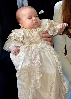 Prince George christening ceremony photo - October 2013.jpg